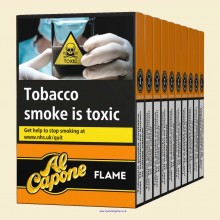 Al Capone Pockets Flame Filter 10 Packs of 3 Cigarillos ...No Comment